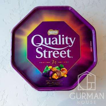 Конфеты шоколадные Quality Street Nestle 480 грамм