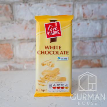 Белый шоколад Fin Carre 100 г