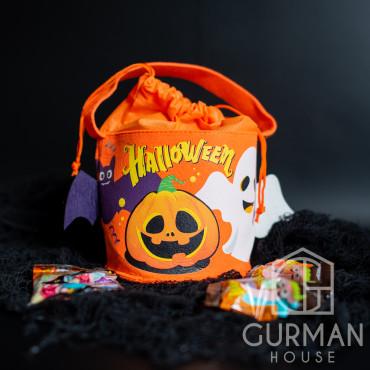 Сумочка Хэллоуин со сладостями Hacendado 122 г