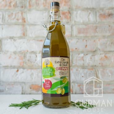 Оливковое масло нефильтрованное Levante Extra Vergine 1 л