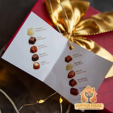 Ассорти бельгийских шоколадных конфет