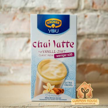 Чай растворимый Vanil CLASSIC India Chai Latte Kruger 140 грамм
