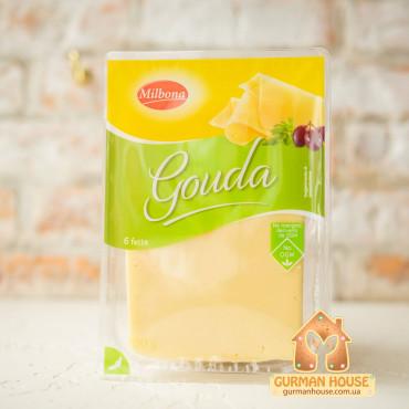 Cыр Гауда, тостовый Milbona 200 г