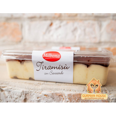Десерт Тирамису Milbona 500 г