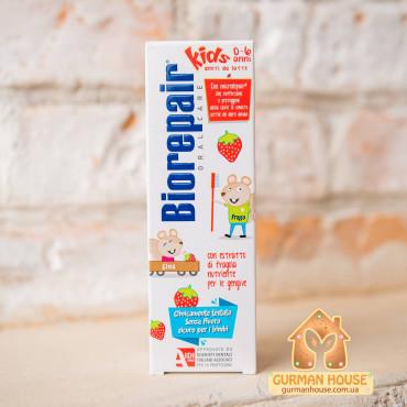 Детская зубная паста Biorepair kids