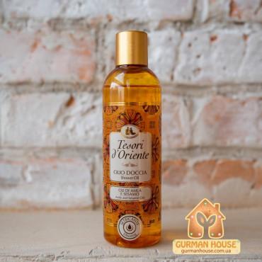 Гидрофильное масло амлы и кунжутное Tesori d'Oriente