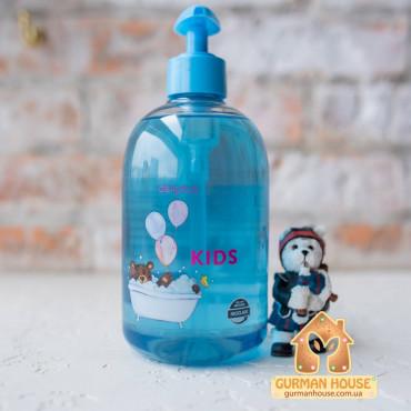 Крем-мыло жидкое для рук и тела детское Deliplus