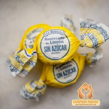 Мантекадо с лимоном La Muralla