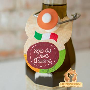 Нефильтрованное оливковое масло Olio Extra Virgine di Oliva Grezzo Tenuta Levante 1 л
