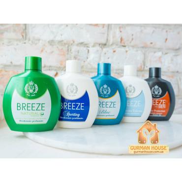 Парфюмированный дезодорант Breeze Blue женский 100 мл
