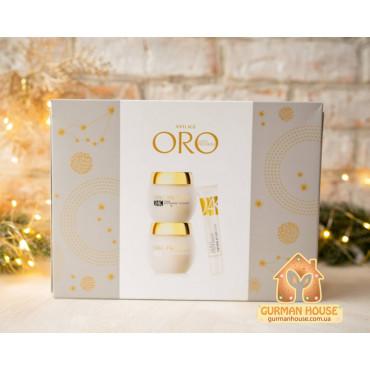 Подарочный набор уходовой косметики ORO Deliplus