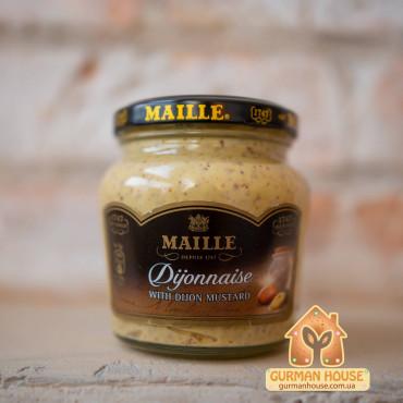 Сливочный соус с дижонской горчицей Maille 200г