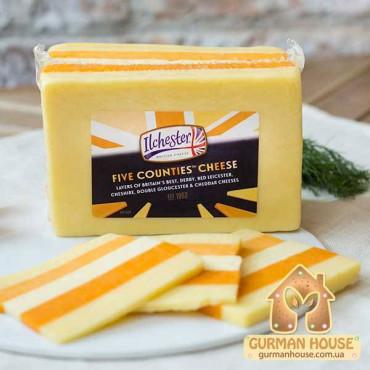Сыр 5 кругов Ilchester