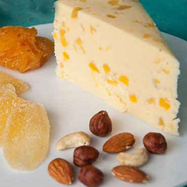 Сыр Уэнслидейл с манго и имбирем Ilchester